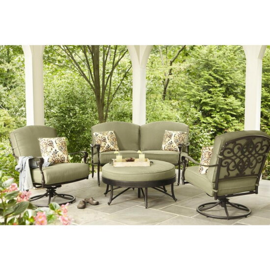 Edington Collection Patio Furniture Cushions Inc