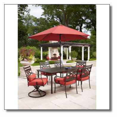 Middletown Collection Patio Furniture Cushions Inc