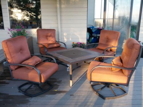 Palm Canyon Collection Patio Furniture Cushions Inc